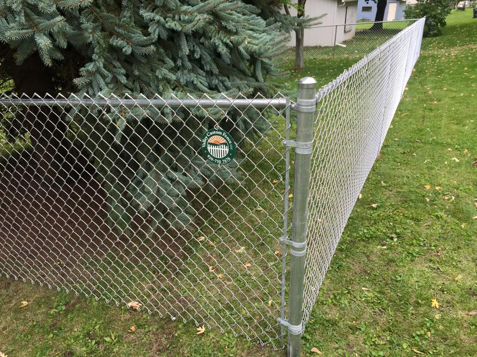 Chain Link Fence Valley Custom Fence