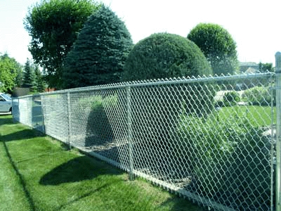 Chain Link Fence - Valley Custom Fence